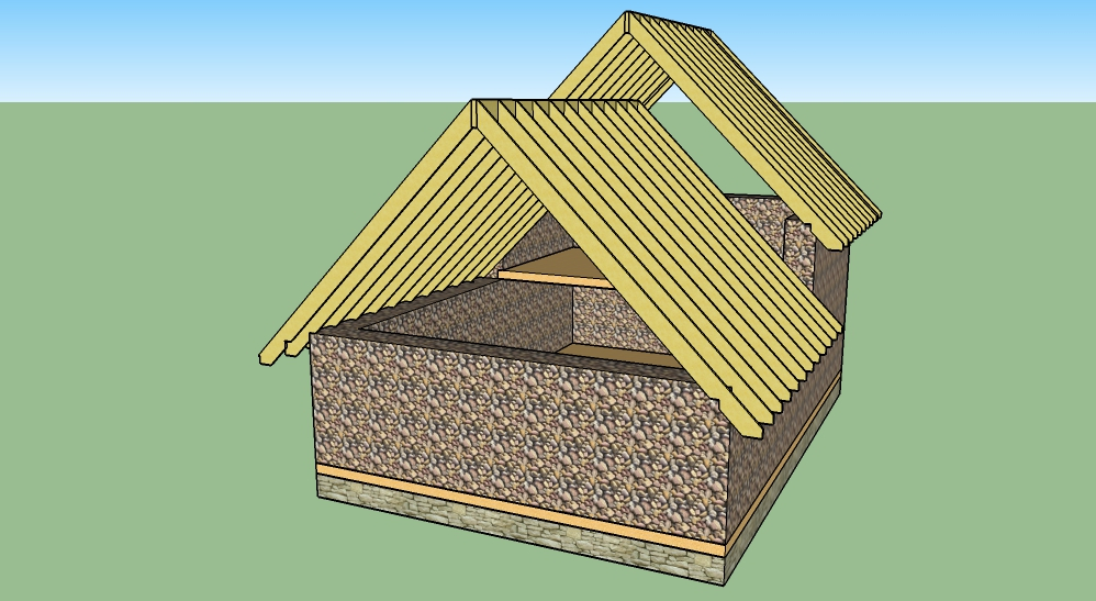 Planning A Cordwood House